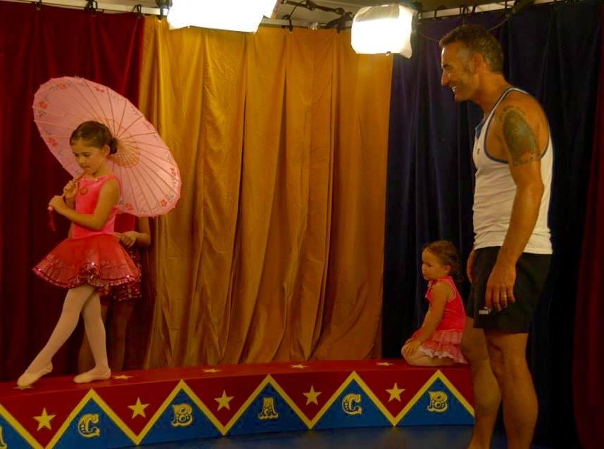 Baby Antonio's Circus