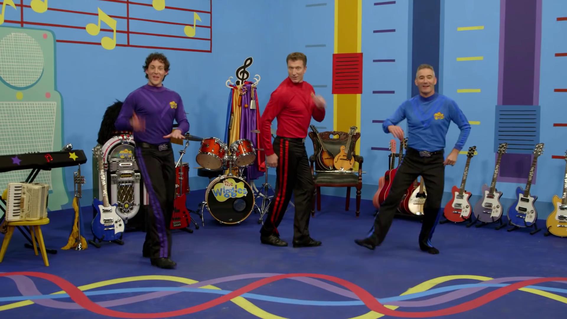Tap Dancing Time