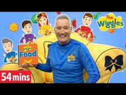 The Wiggles- Hot Poppin' Popcorn Playlist! 🍿 Songs about Food 🍉 Nursery Rhymes and Kids Songs