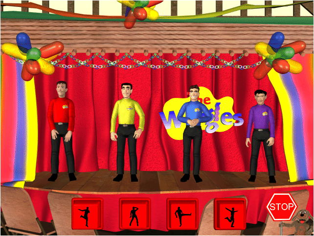 Dancing with The Wiggles
