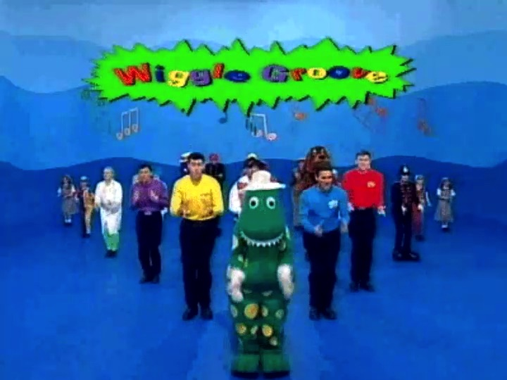 Do the Wiggle Groove