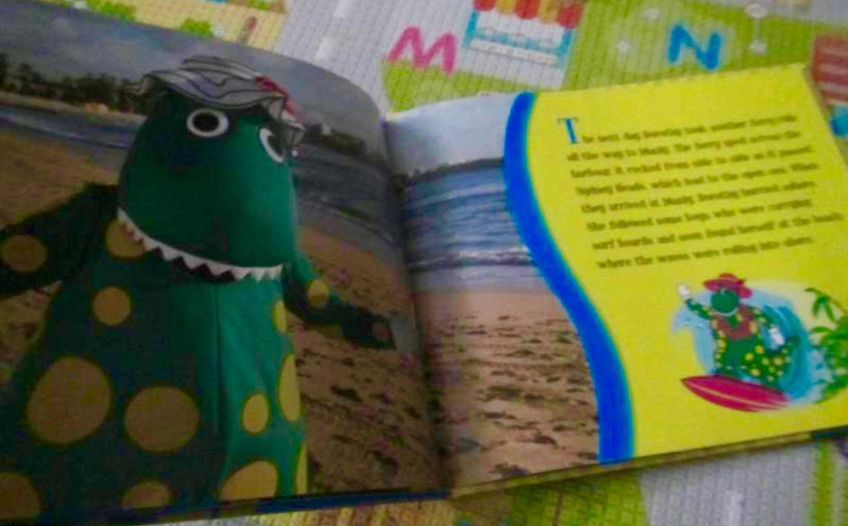 Dorothy the Dinosaur's Sydney Adventures