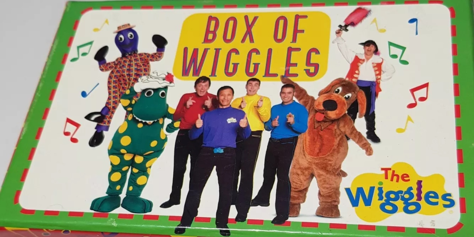 Box Of Wiggles