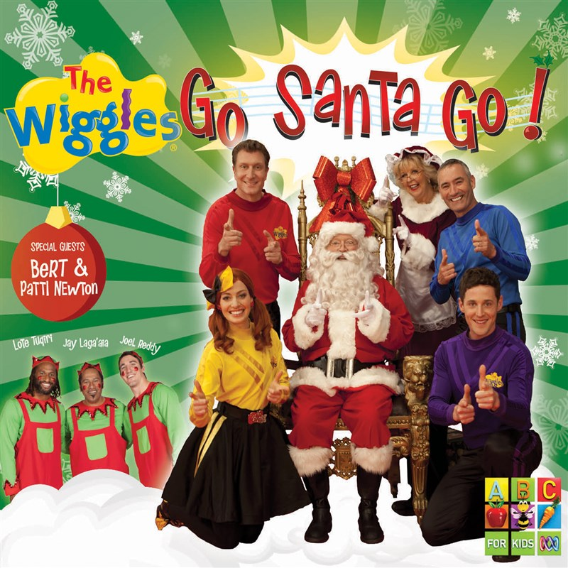 Go Santa Go! (album)