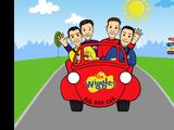 Big Red Car Interactive Game