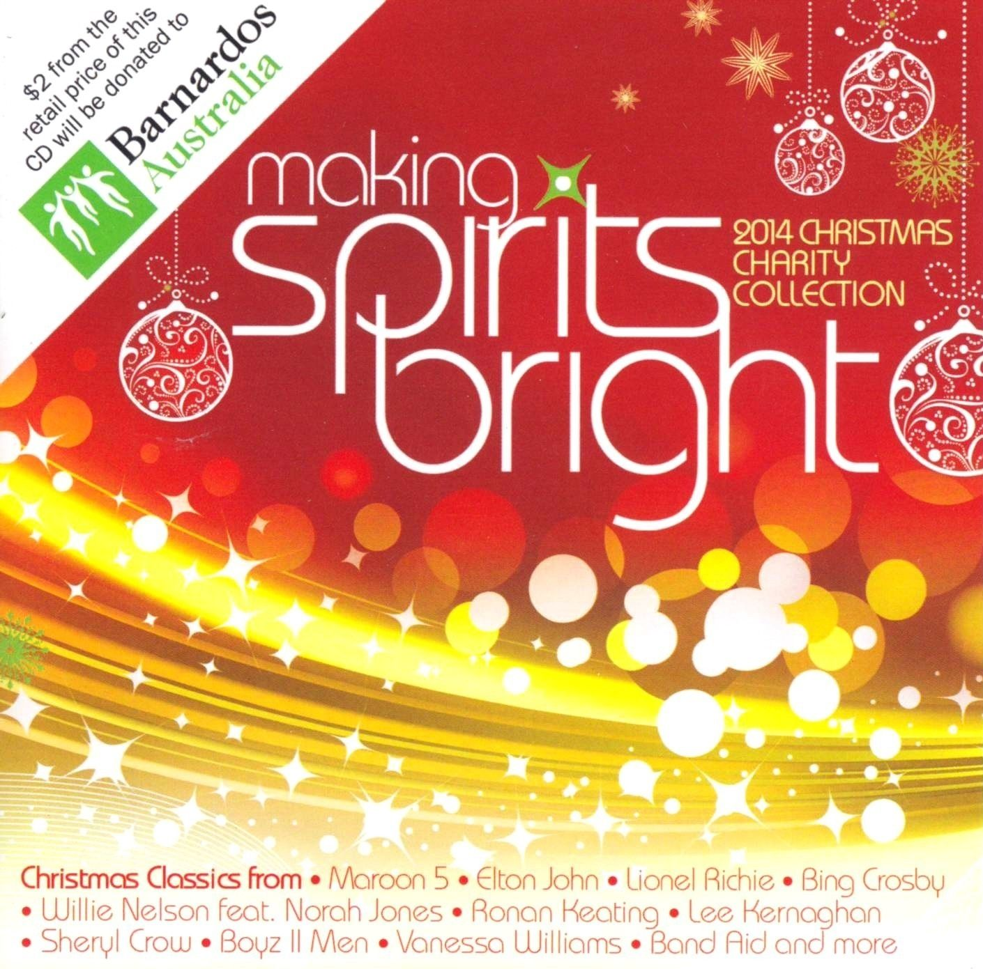 Making Spirits Bright 2014 Christmas Charity Collection