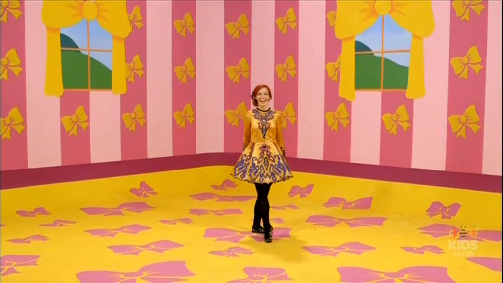 Emma's Irish Dancing!