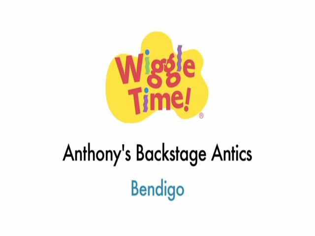 Anthony's Backstage Antics