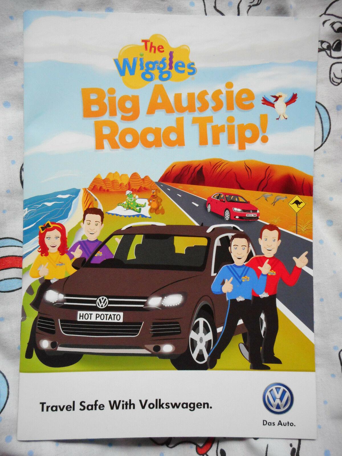 Big Aussie Road Trip (book)