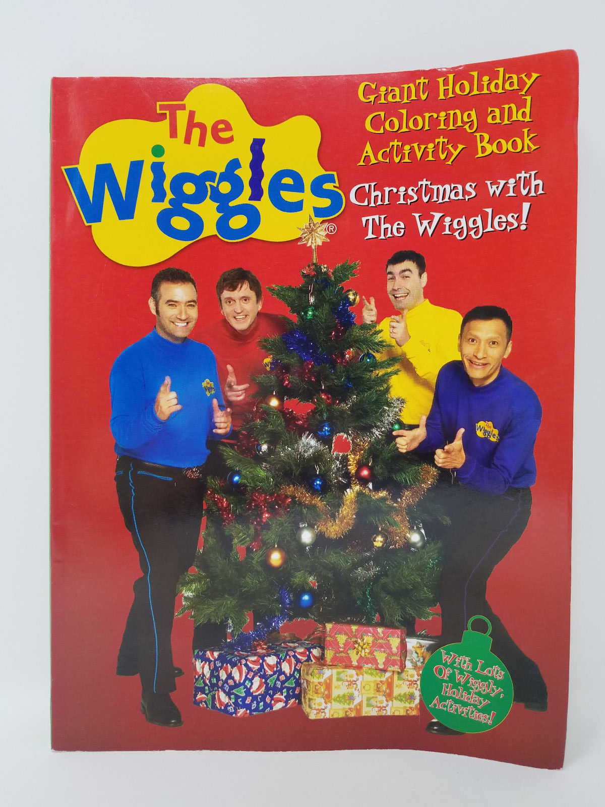 Christmas with The Wiggles!