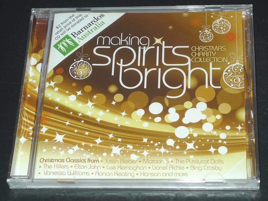 Making Spirits Bright Christmas Charity Collection