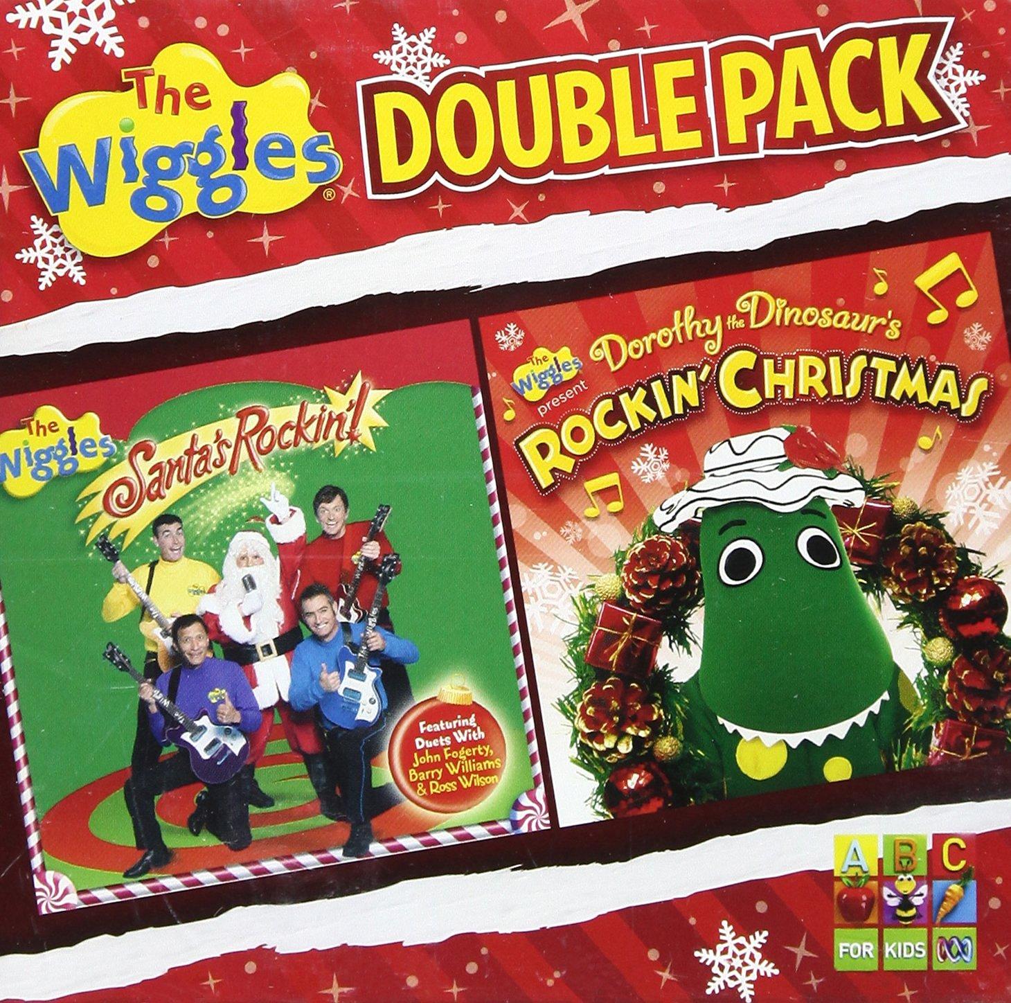 Double Pack: Santa's Rockin'! + Dorothy the Dinosaur's Rockin' Christmas