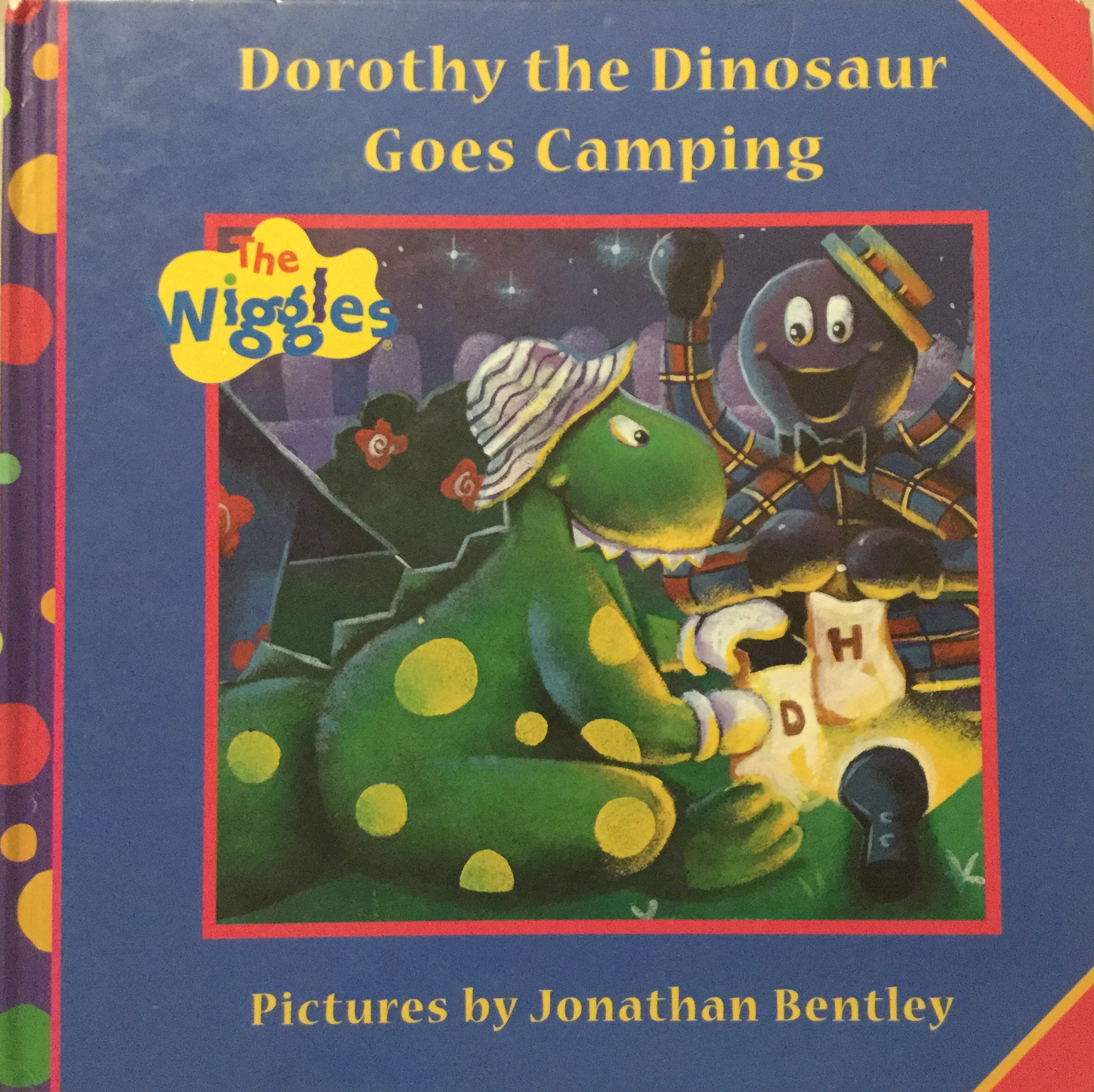 Dorothy the Dinosaur Goes Camping