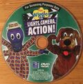 Lights,Camera,Action!ScreenerDVDdisc