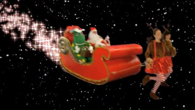 Dorothy's On Santa's Sleigh