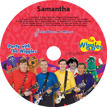 Party with The Wiggles