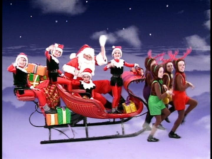 Go Santa Go (song)/Gallery