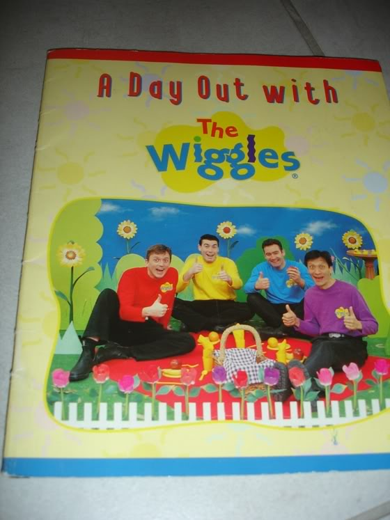 A Day Out with The Wiggles