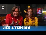 Behind The Wiggles 'Elephant' Like A Version (Interview)