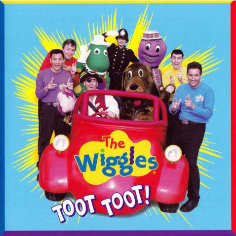 Toot Toot! (album)
