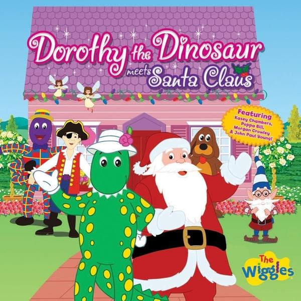 Dorothy the Dinosaur Meets Santa Claus (video)