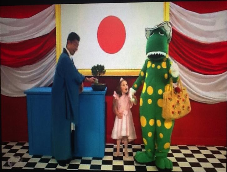 Dorothy's Adventure in Japan