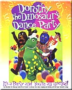 Dorothy the Dinosaur's Dance Party