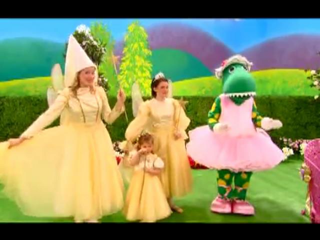 Fairies Dance the Waltz