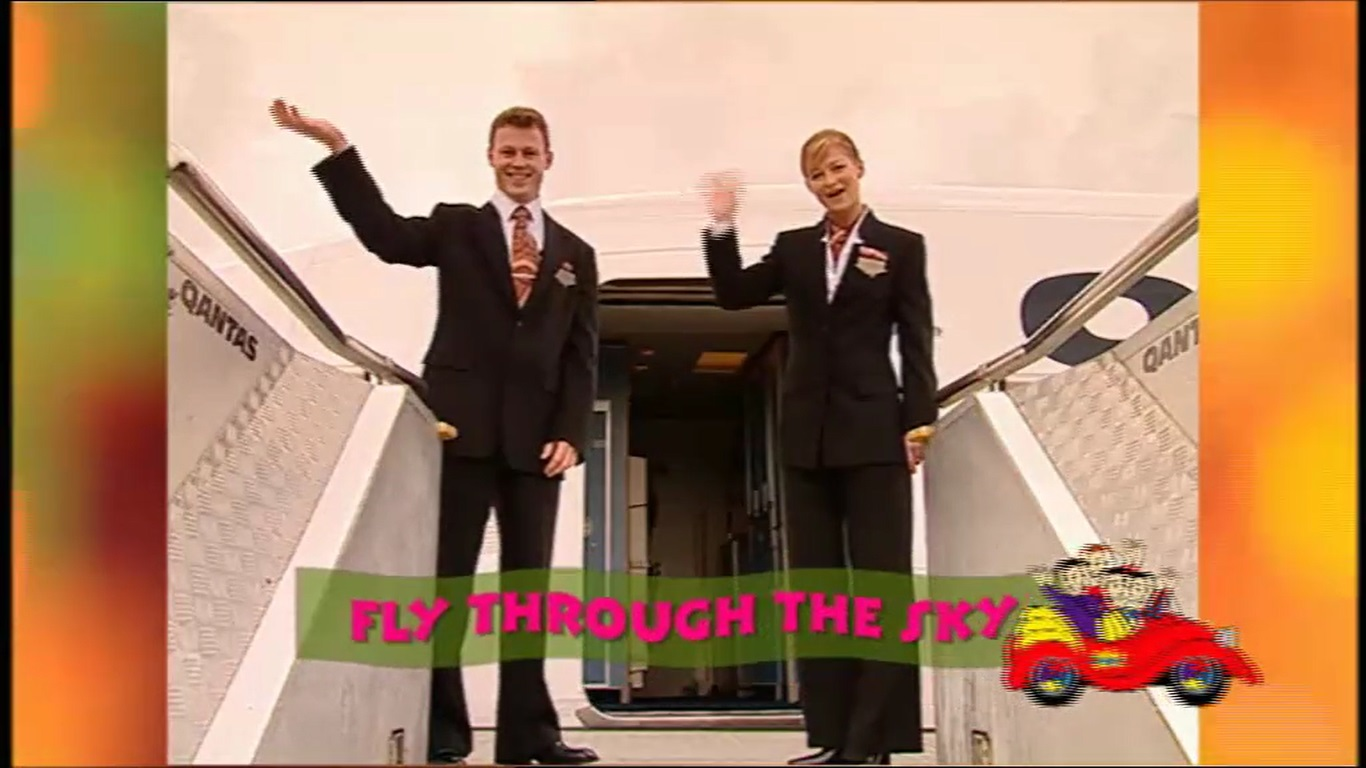 Episode 10 (The Wiggles Show! - TV Series 4)