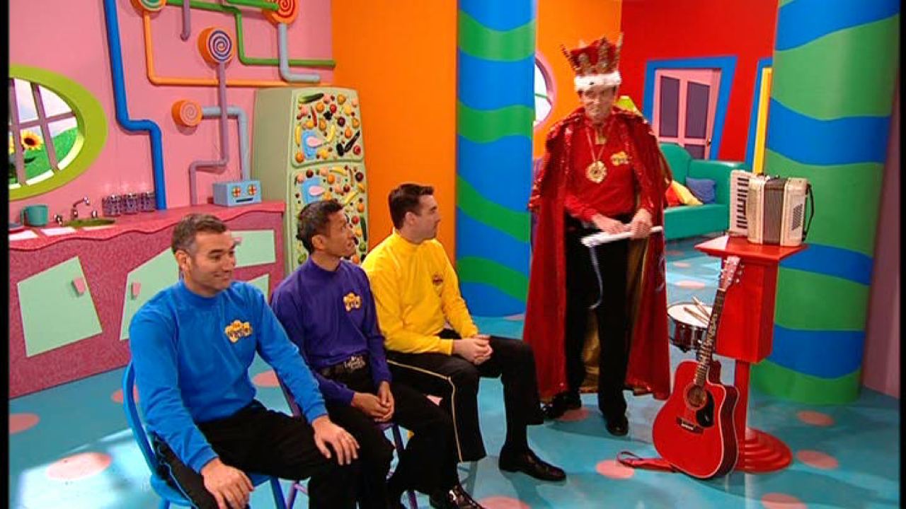 Episode 2 (The Wiggles Show! - TV Series 4)