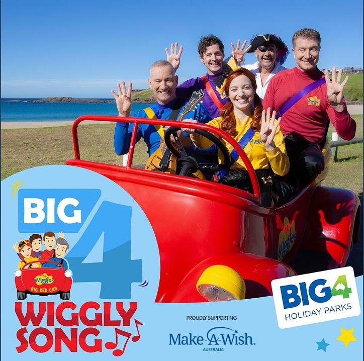 Big4 Wiggly Song! (single)