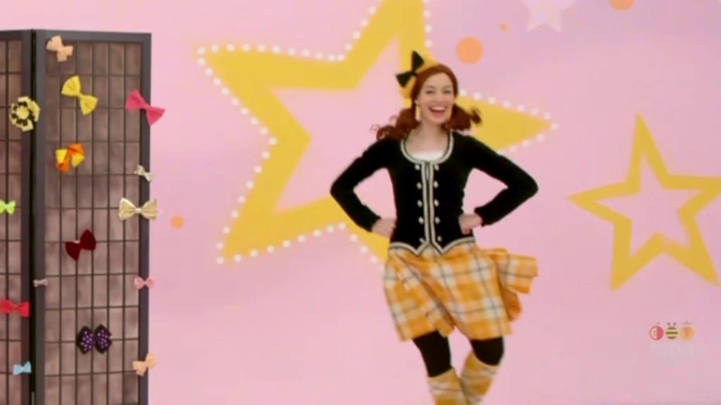 Dressing Up Like A Highland Dancer