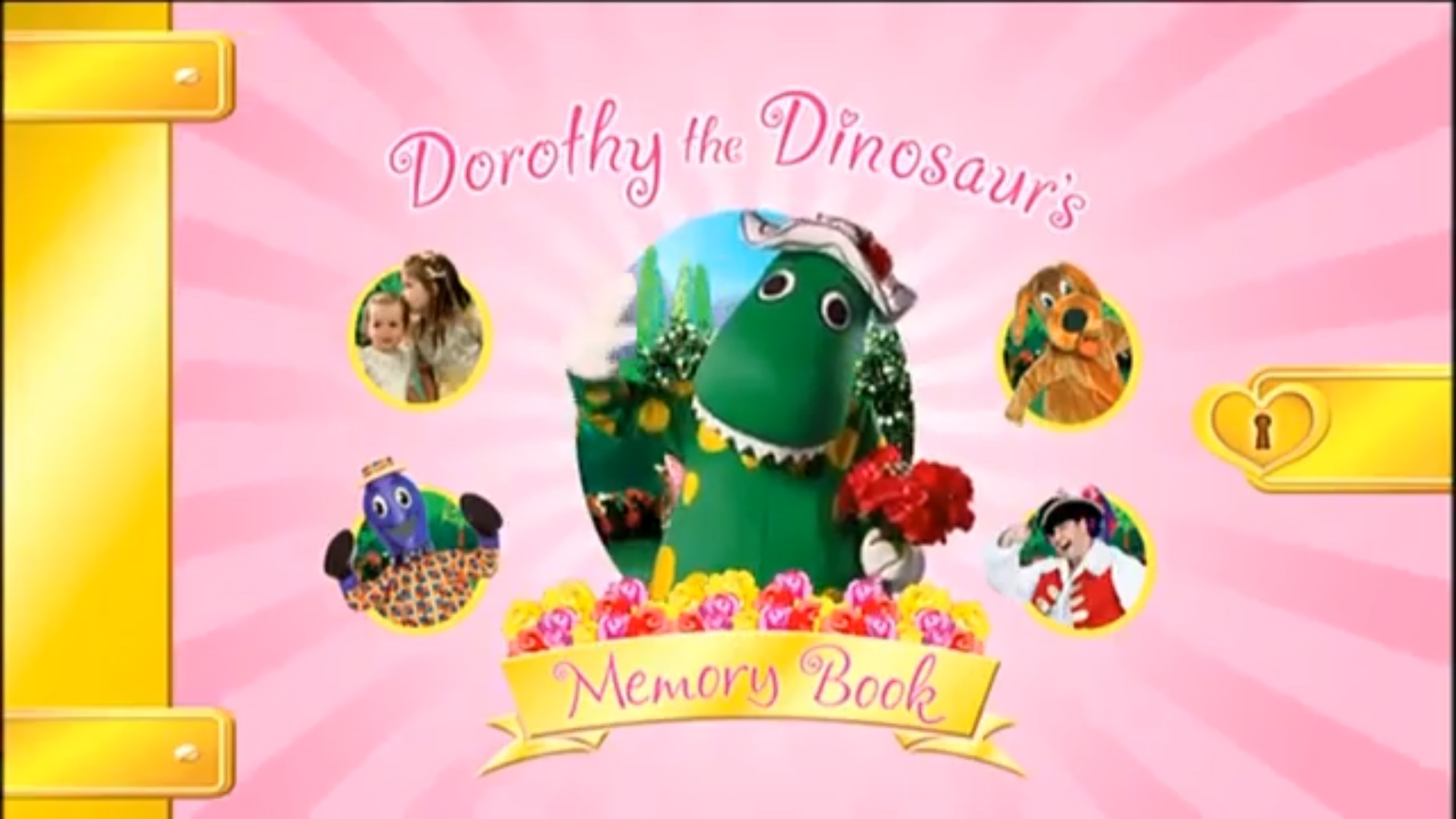 Dorothy the Dinosaur's Memory Book (video)/Gallery