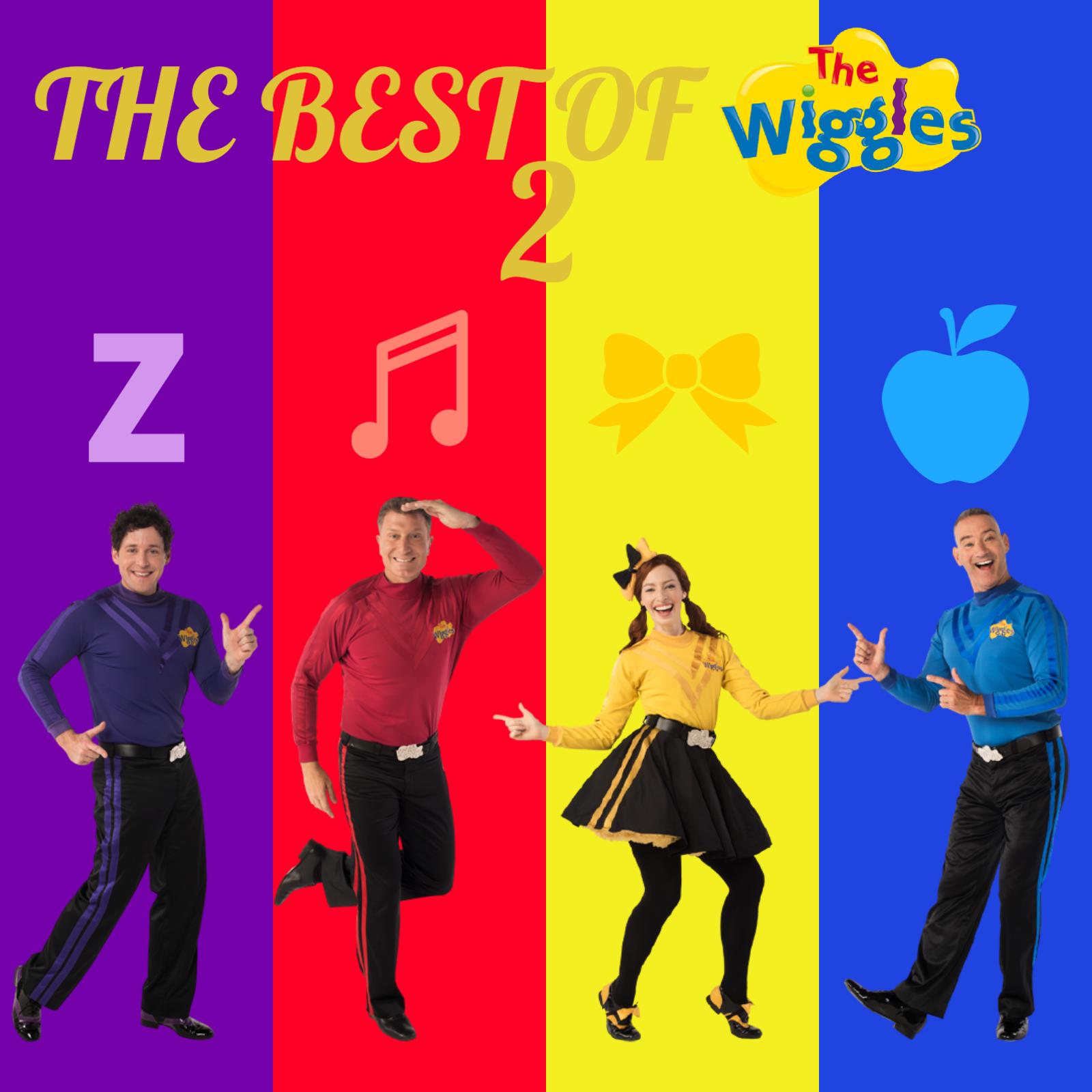 Wigglepedia Fanon: The Best of The Wiggles 2 (album)
