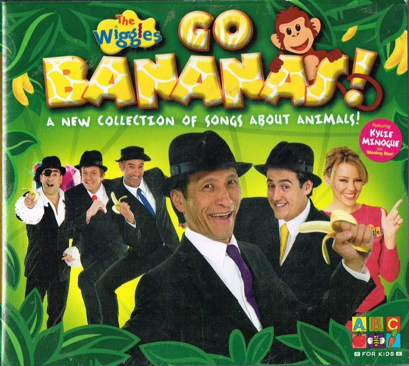 The Wiggles Go Bananas! (album)