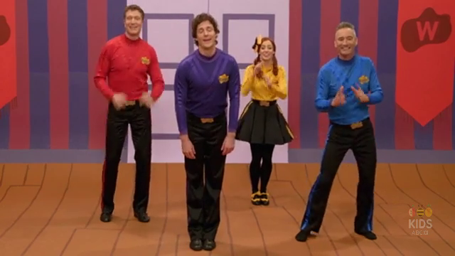 Wiggle Town Dancing Police