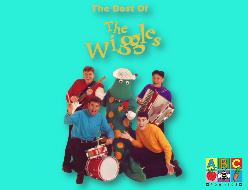 Wigglepedia Fanon:The Best of The Wiggles (1997)