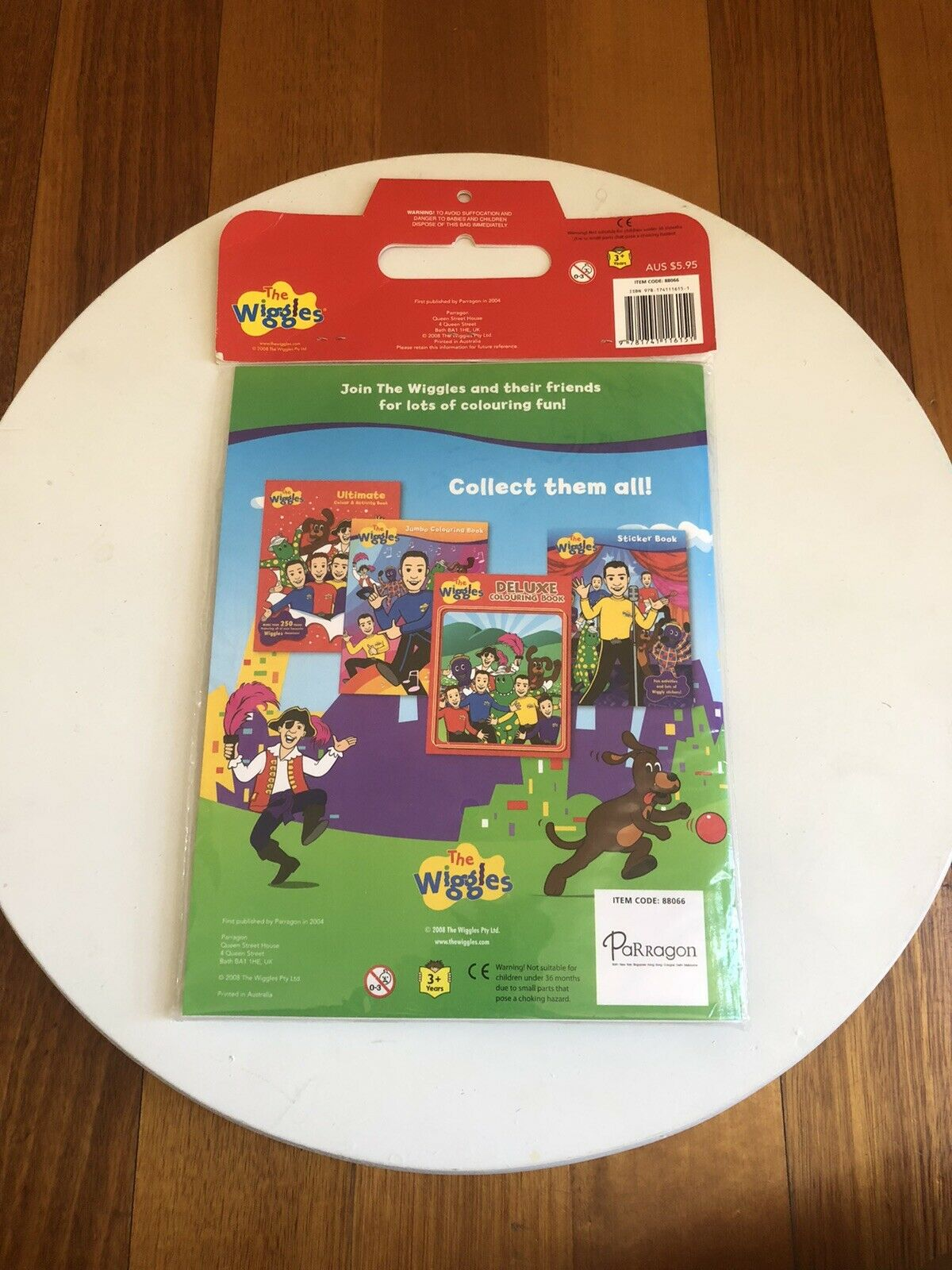 Activity Pack (2008 book)