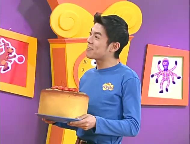 Arthur的烤蛋糕