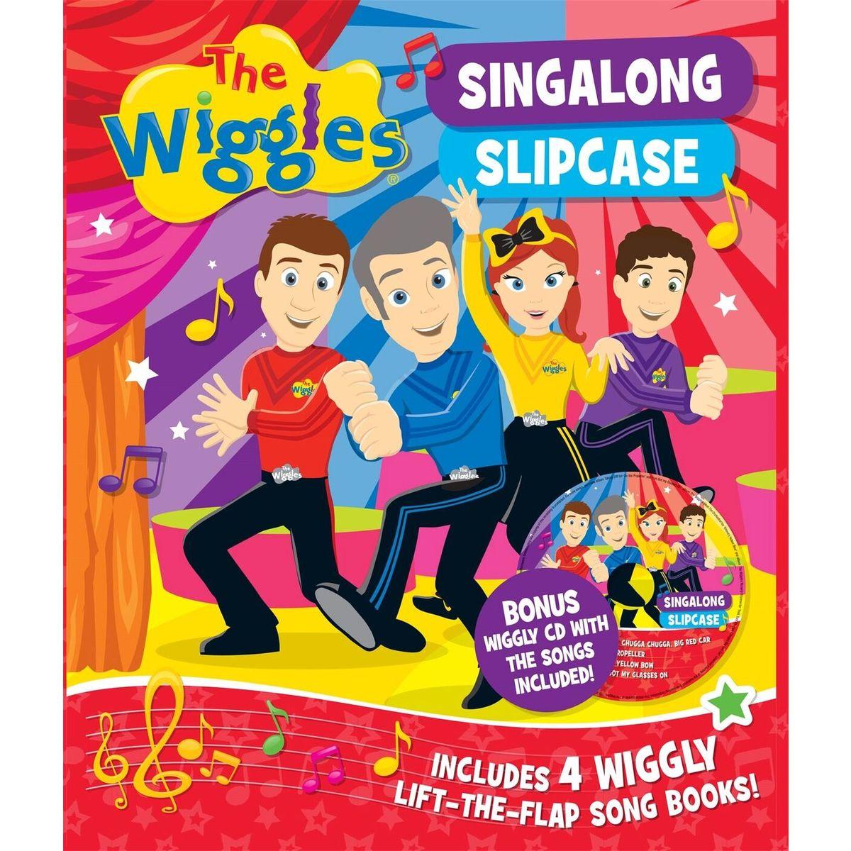 Singalong Slipcase