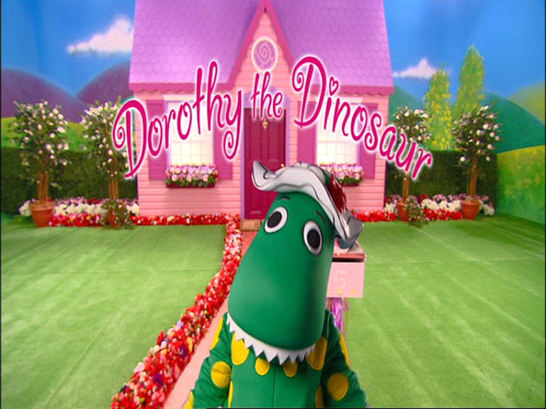 Dorothy the Dinosaur (TV Series)