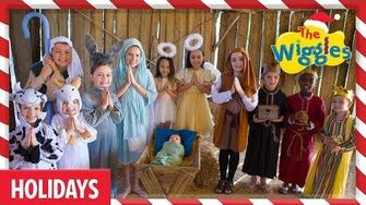 The_Wiggles_Away_In_a_Manger