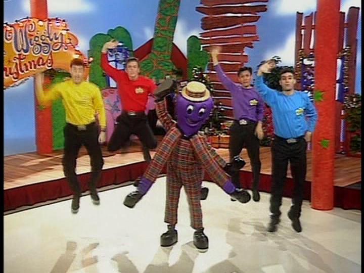 Henry's Christmas Dance