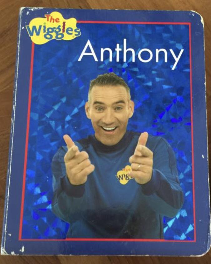 Anthony (2009 book)