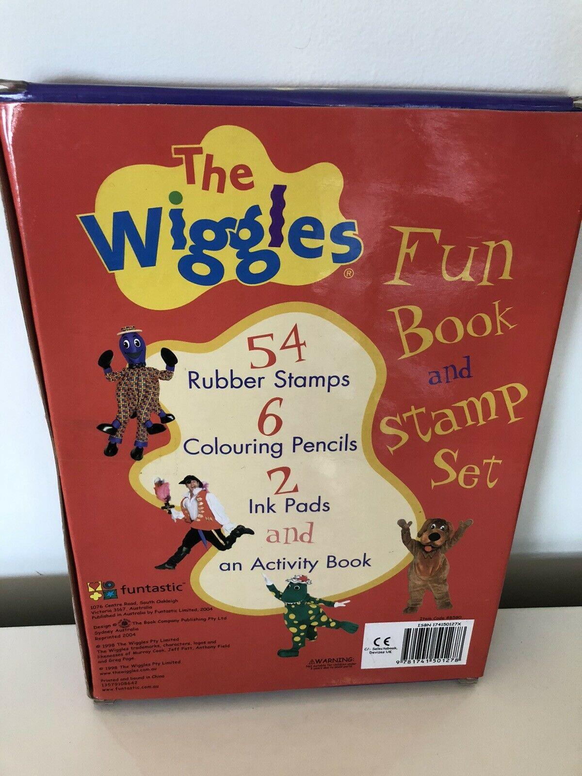 Fun Book and Stamp Set