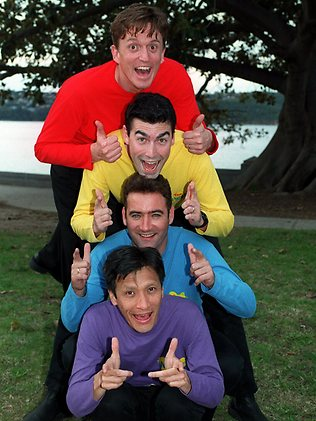 The Original Wiggles