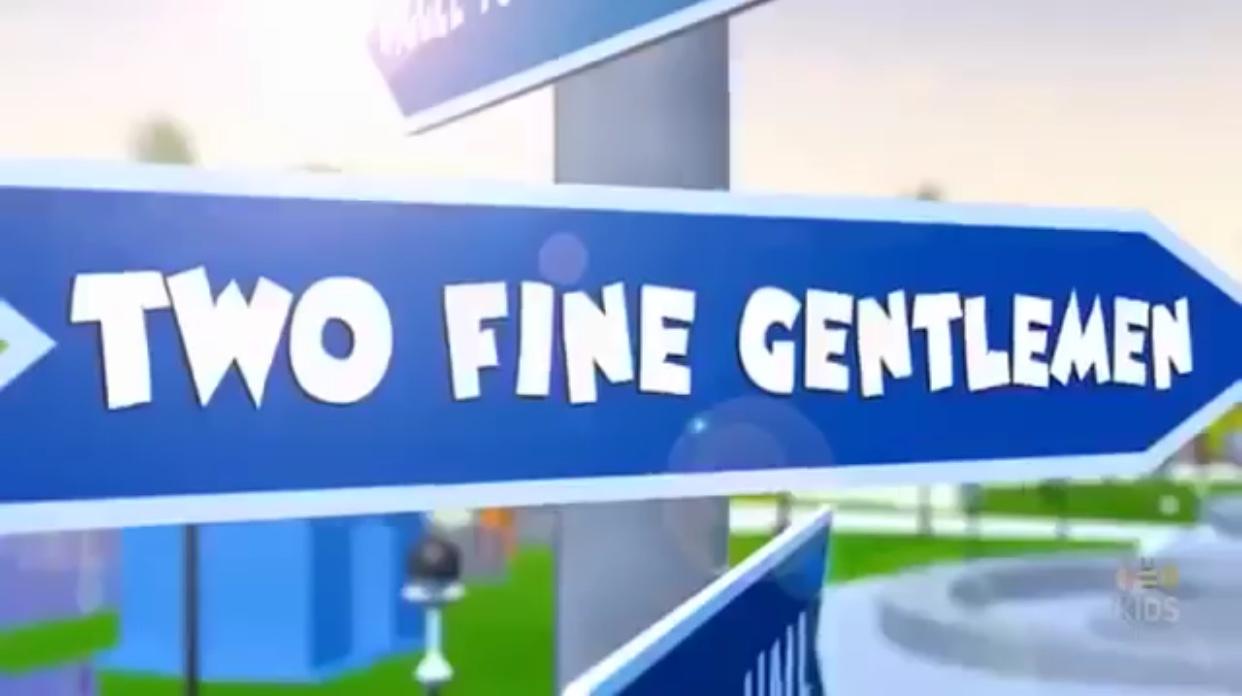 Two Fine Gentlemen (segment)