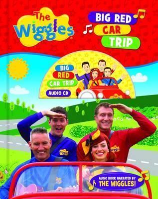 Book & CD - Big Red Car Trip