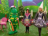 Irish Dancing With the Fairies