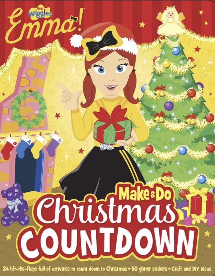 Emma!: Make & Do Christmas Countdown